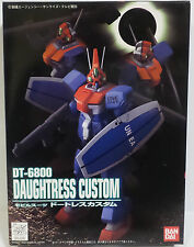 EVANGELION : DT-6800 DAUGHTRESS CUSTOM MODEL KIT MADE BY BAN DAI IN 1996