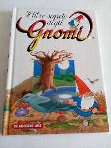 IL LIBRO SEGRETO DEGLI GNOMI VOL. 7 1986 Rilegato Illustrato DeAgostini