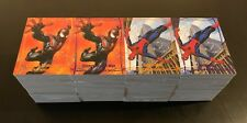 2016 Marvel Masterpieces Orange /99 + Purple /199 Insert Comic Cards You Choose