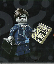 LEGO MINIFIGURE 71010  ZOMBIE BUSINESSMAN  monsters new in opened bag