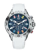 OROLOGIO NAUTICA Watch Uhr Uomo SCONTO 45% A24514G Bandierine List. 219€