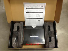 New Rockford Fosgate Power T1500-1BDCP 1900 Watts Sub Amplifier 3800 Watt Max