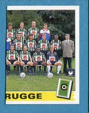 FOOTBALL 96 BELGIO Panini - Figurina-Sticker n. 89 - CERCLE BRUGGE DX -New