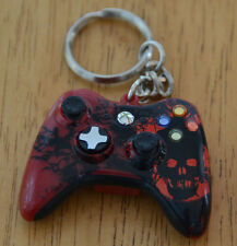 RARE Promo GEARS OF WAR 3 Controller KEY CHAIN ring KEYCHAIN xbox OMEN GOW Red