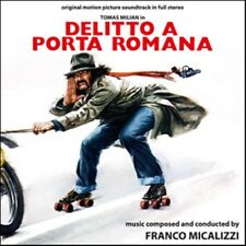 Franco Micalizzi: Delitto A Porta Romana (Sealed CD)