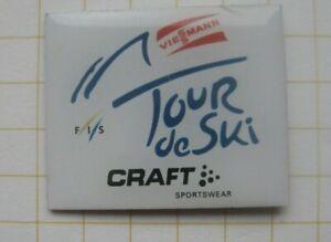 VIESSMANN TOUR DE SKI WINTERSORT / CRAFT ........ Haushalt Maschinen Pin (200f)
