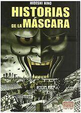 Historias De La Mascara. NUEVO. Nacional URGENTE/Internac. económico. COMIC ADUL