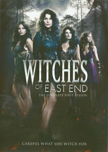 WITCHES OF EAST END - SEASON 1 (KEEPCASE) (DVD)
