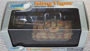 TANK 1/72 DRAGON ARMOR GERMAN 60003 KING TIGER WW2 TANK