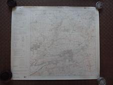 Ordnance Survey  map SX55SE Yealmpton 1982 Brixton, Lyneham Efford East Sherford