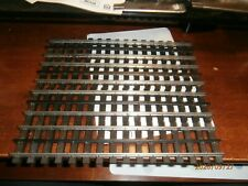 """4-PIECES OF GARGRAVES  O-SCALE  10"""" STRAIGHT TRACK"""