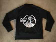 Dutch Bros Brothers Coffee Mafia Logo Full Zip StormTech Jacket Mens sz L Large!