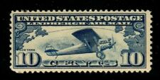 US Stamps Collection - Air Mail - Scott #C10 Mint H CV$8