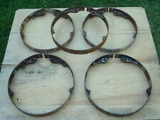 1928, 1929, 1930, 1931 FORD MODEL A EMERGENCY BRAKE BAND - SOLD IN PAIR OF 2!