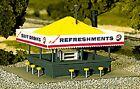 "Atlas - Refreshment Stand -- 3-3/8 x 4-1/4""  8.4 x 10.7cm - HO Kit"