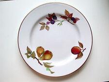 Lovely Vintage 1961 Royal Worcester England Evesham Pattern Plate