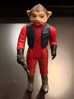 Vintage NIEN NUNB Star Wars Action Figure 1983 Hong Kong - COMPLETE