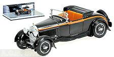 Lorraine-Dietrich Type B3-6 Sport Roadster 1928 black 1:43 Minichamps