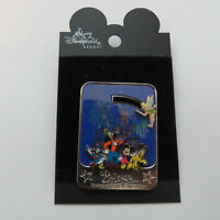 Disney DLR - Believe There's Magic in the Stars Slider Pin