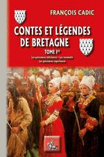 Contes et légendes de Bretagne (T1 : puissances inférieures & sup. • revenants