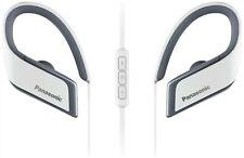PANASONIC RP-BTS30E WIRELESS HEADPHONES - WHITE - USED