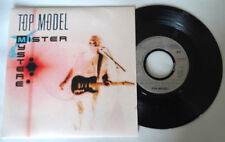 TOP MODEL Mister mystere -1990 french promo copy 45T-vinyl  Mint /Mint unplayed