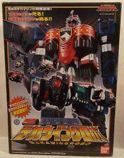 Japanese Power Rangers - S.P.D. Deluxe Supreme SWAT Megazord Bandai SPD (MIB)