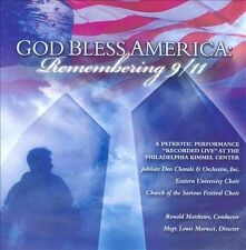 Jubilate Deo Chorale & Orchestra, God Bless America-Remembering 9-11, Excellent