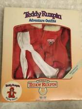 Teddy Ruxpin Vintage Flying Outfit
