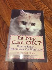 Is My Cat Ok? How to Know... When Your Cat Wont A11