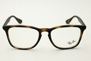 New Ray Ban RB 7074 Unisex Eyeglasses 5365 Matte Havana Frames 52mm