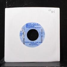 "George Nooks - Rain From The Sky 7"" VG+ Vinyl 45 Win-Glen Jamaica"
