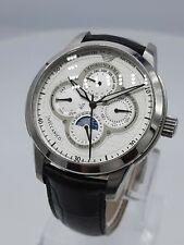 Emporio Armani AR4613 Meccanico men's luxury watch AR-4613 displaycaseback 3 ATM