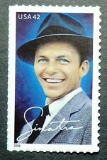 4265 MNH 2008 42c Frank Sinatra Ol' Blue Eyes singer actor Rat Pack performer