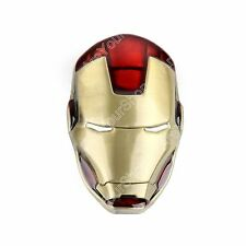 Classic Marvel Superhero Iron Man Belt Buckle Avengers Metal Belt Buckle