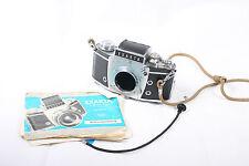 Exakta Varex IIa 35mm SLR Film Camera Body Only