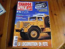 CHARGE UTILE n° 92 magazine camion et utilitaires très bon état, comme neuf
