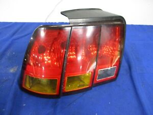 2001 Ford Mustang SVT Cobra Left Amber Tail Light