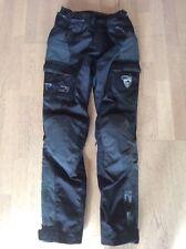 IXS Motorradhose Textil Nairobi schwarz-grau Gr. L/M