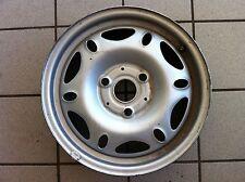 """Cerchi in Ferro Smart For Two 450 d 15"""" seminuovi con pneumatici invernali nuovi"""