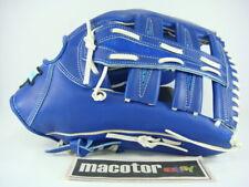 "SSK Basic Order 13"" Outfield Baseball / Softball Glove Blue White RHT Classic OF"