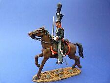 Cavalier Delprado 1er empire - Officier Uhlan escadron de la garde Prusse 1810