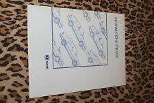 (164A3) Informations Presse SAAB 1995 Tarifs Saab 900 et 9000
