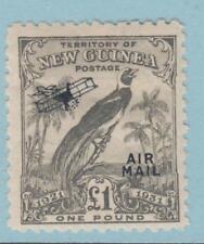 NEW GUINEA C27 MINT NEVER HINGED OG ** NO FAULTS EXTRA FINE !