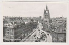 Tyne & Wear postcard - St Nicholas Cathedral from Castle, Newcastle on Tyne