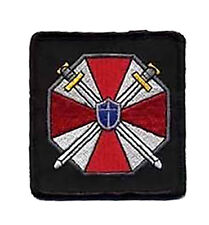 Resident Evil  -  Umbrella  Logo -  Patch  Uniform Aufnäher  neu