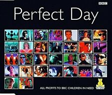 Perfect Day '97 (3 versions) Lou Reed, Bono, Morcheeba, David Bowie,.. [Maxi-CD]