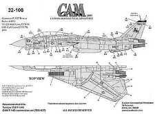 Cam 1/32 Grumman F-14D Tomcat # 32108