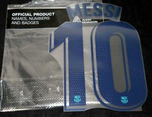 Barcelona Messi 10 2019/20 Football Name/Number Player issue La liga Third