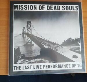 Throbbing gristle Mission Of Dead Souls Vinyl